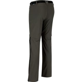 Regatta Xert II Elastyczne spodnie z zamkiem błyskawicznym Short Mężczyźni, roasted